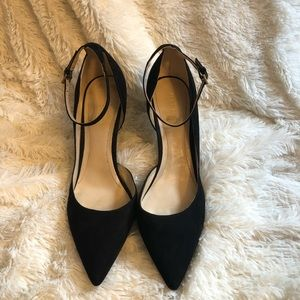 Marc Fisher Telly Black Pumps 10M